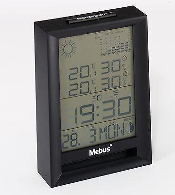 914 Mebus Funk - Wetterstation mit Wetterinformation 40189
