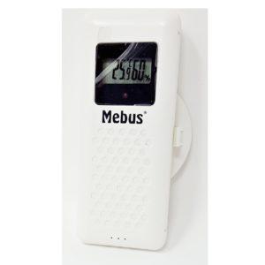 Mebus Sender / Aussensender40581 Temperatur / Luftfeuchtigkeit
