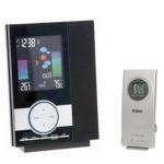 888 Mebus Funk Wetterstation mit Wettervorhersage LCD 10373