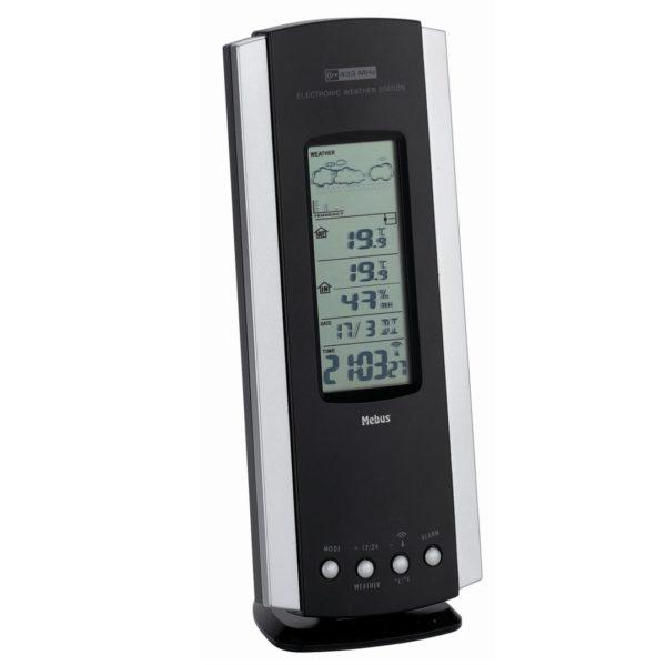 920 Mebus Funkgesteuerte Wetterstation mit Funksensor 10502