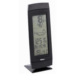 939 Mebus Funkwetterstation mit Wetterprognose und Berührungssensor