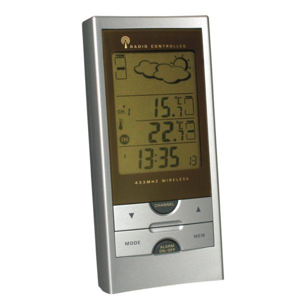 950 Super schicke Mebus Funkwetterstation mit Wetterprognose