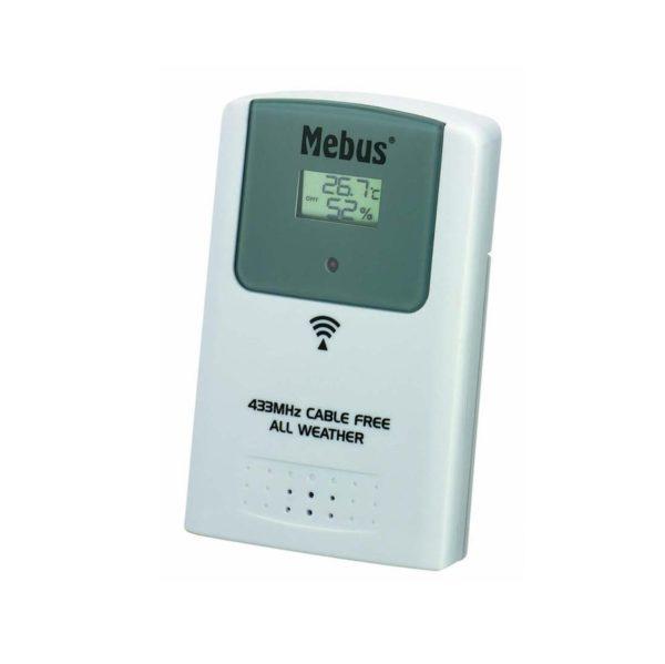 Mebus Temperatur / Hygro sender Station 40197